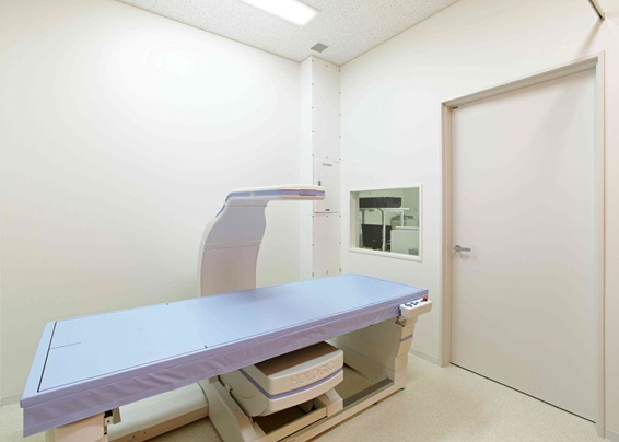 骨密度測定室